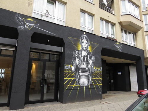 Mural by Tankpetrol