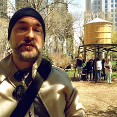 Fred Gates at Madison Square Park