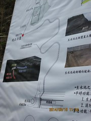 水管。來源:蔡雅瀅,台灣蠻野心足生態協會