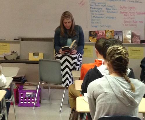 Sarah's class