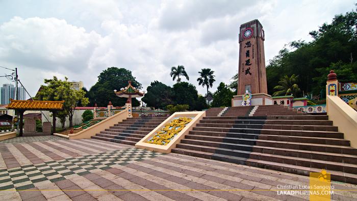 Chinese War Memorial Melaka
