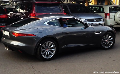 Jaguar F-Type - Santiago, Chile