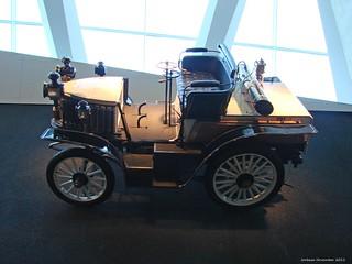 Mercedes-Benz Museum Benz 14 PS Rennwagen 1900