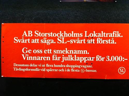 SL-kampanj