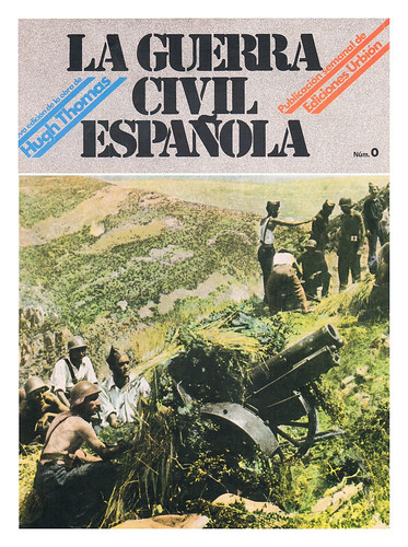 La guerra civil española por Hug Thomas by Octavi Centelles