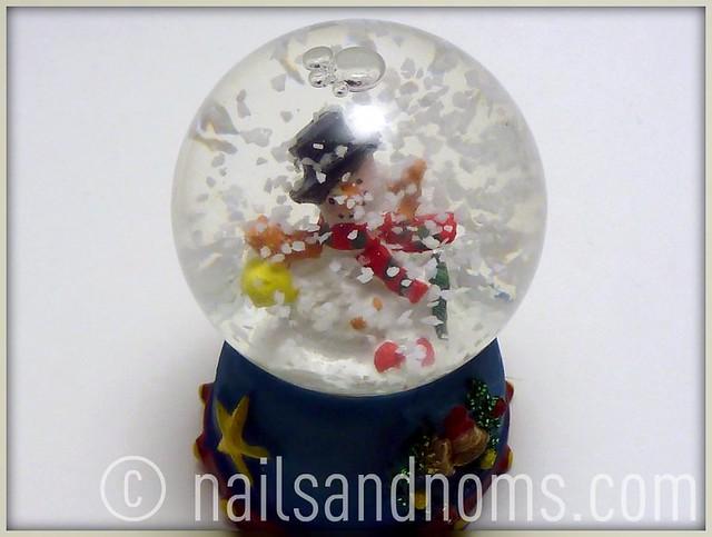 Snow Globe (literally...)