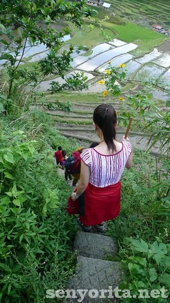 Steep path is steep 0_0