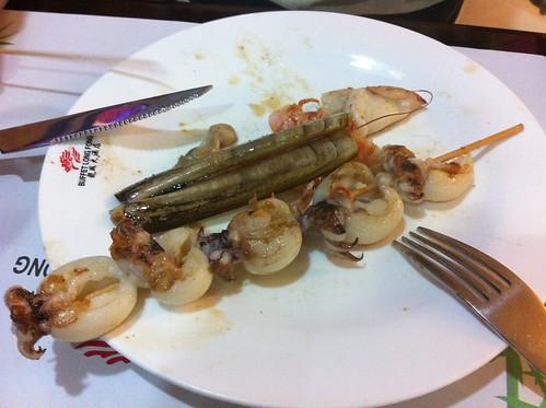 Bilbao | Long Fong | Pescado