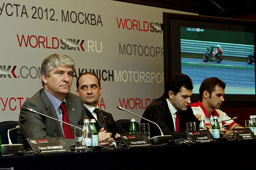 FIM World Superbike in Russia