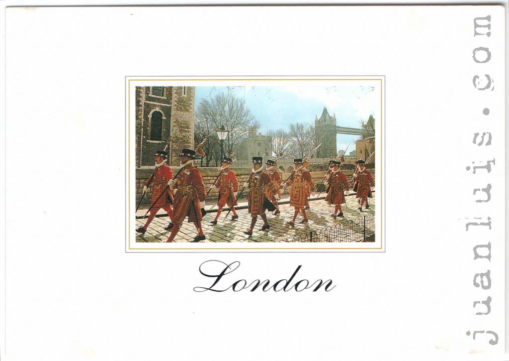 #121 - Un Lunes En Londres