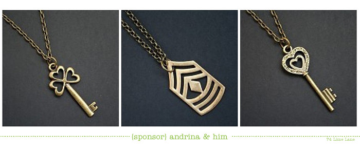 {sponsor post} andrina & him
