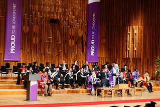 London Metropolitan University Graduation 2012 - will these become a thing of the past?