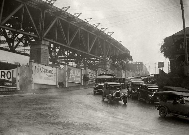 01 - Harbour Bridge at Milsons Point