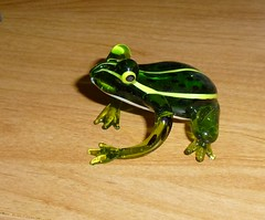 Hamilton Collection - Leopard Frog by KenCalvino
