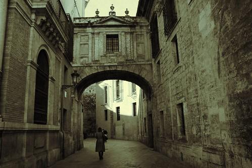 Valencia Arch