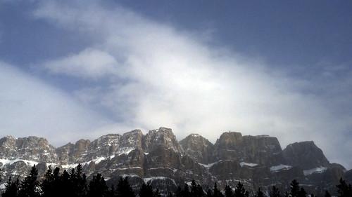Castle Mountain キャッスルマウンテン