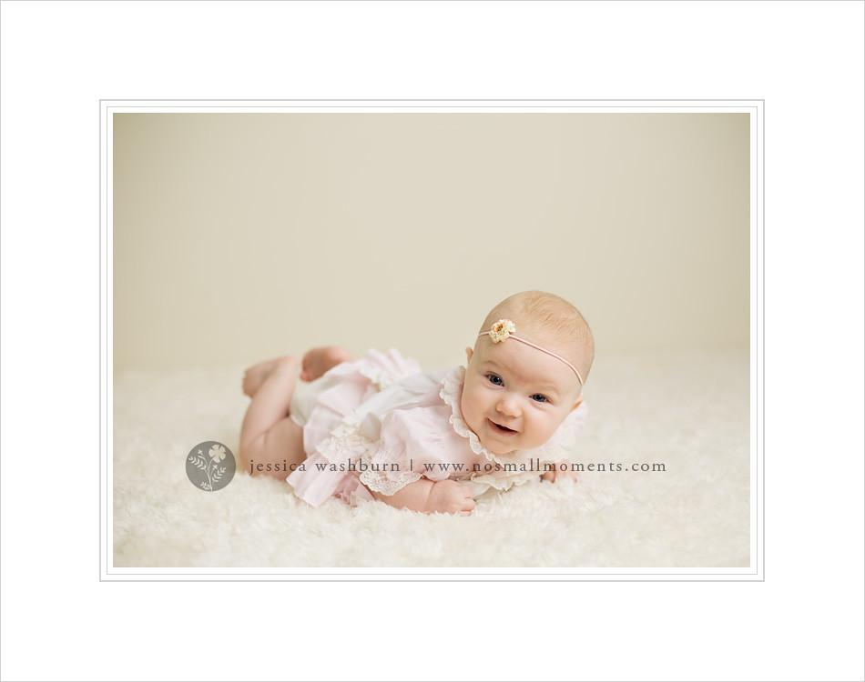 Saratoga baby photographer