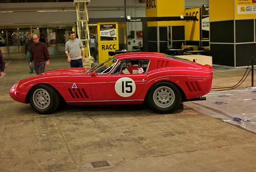 L1000049 Auto Retro 2011 Ferrari 250 GTO-replica