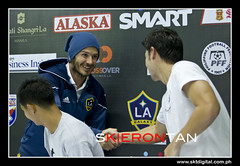 Football: Philippine Azkals vs. LA Galaxy