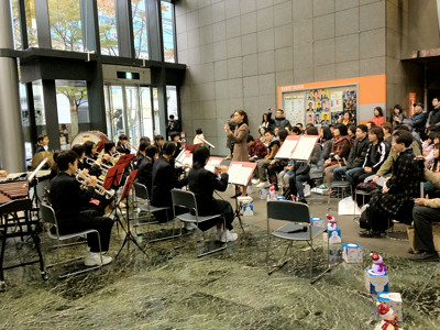 梅田スノーマンフェスティバル クリスマスコンサート