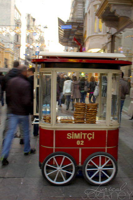 Simitci Cart