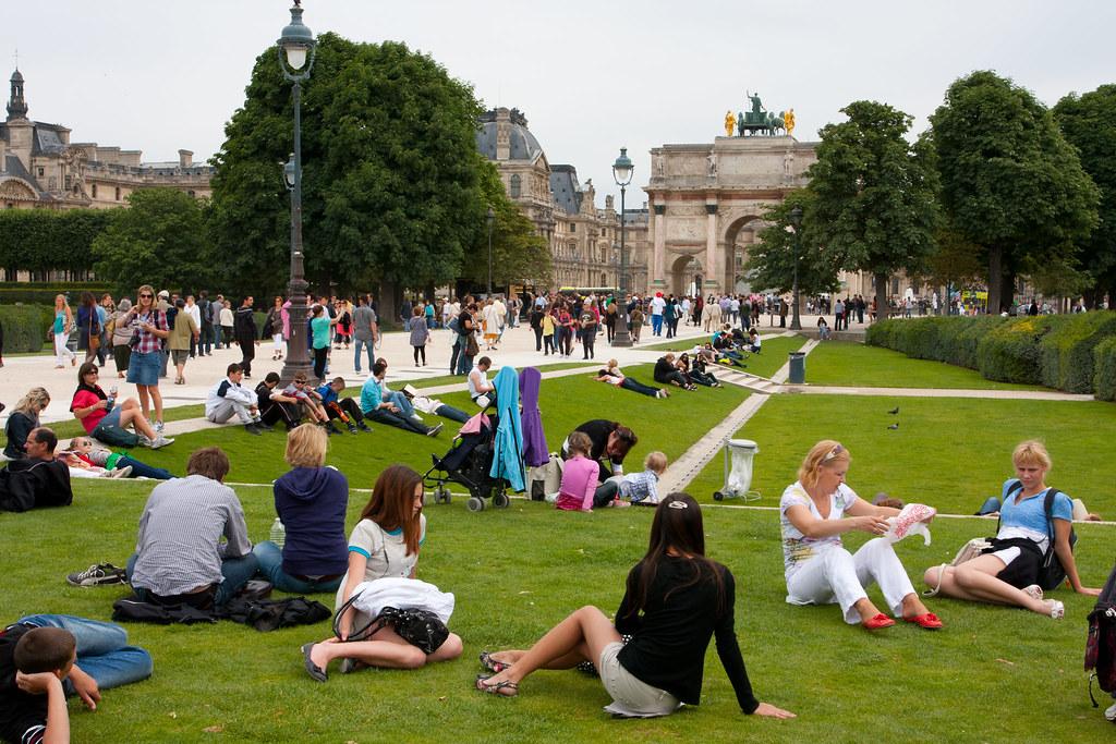 Jardin des Tulleries, Paris