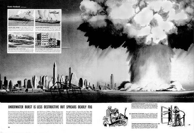 1950 ... underwater blast! - a photo on Flickriver