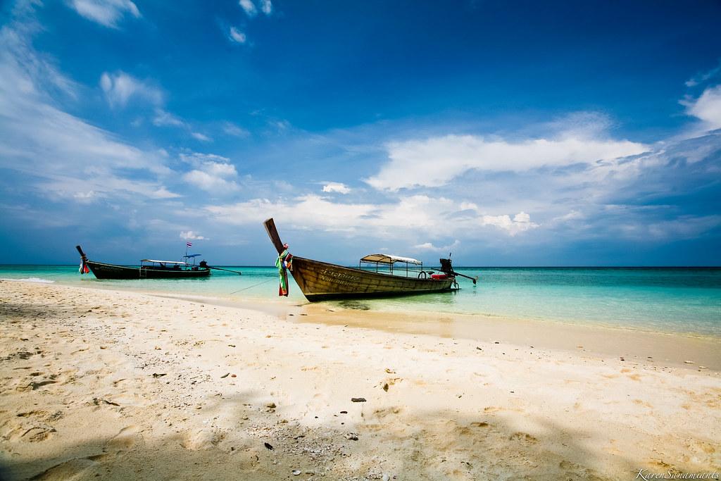 пляж Бамбу остров