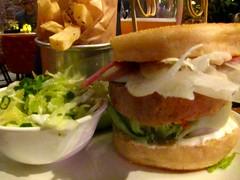 Dork Burger