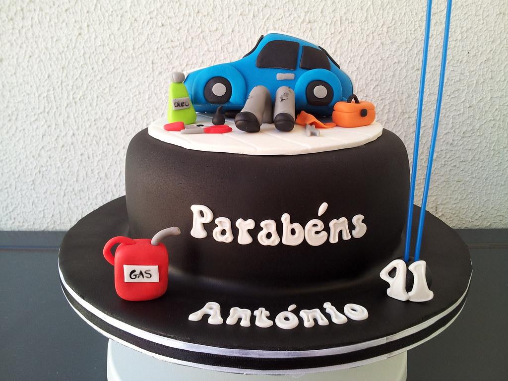 Antonio S Cake