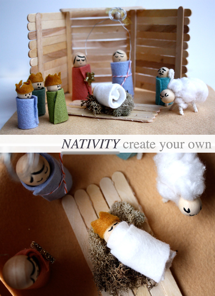 Woodworking Build Your Own Wooden Nativity Scene Plans Pdf