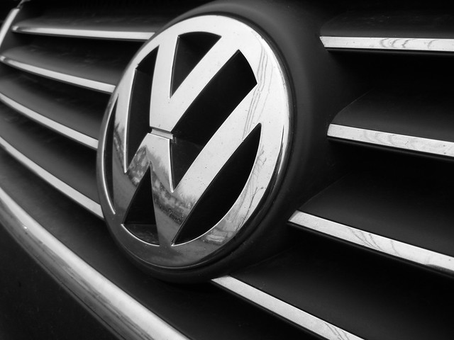 VW Badge from Flickr via Wylio