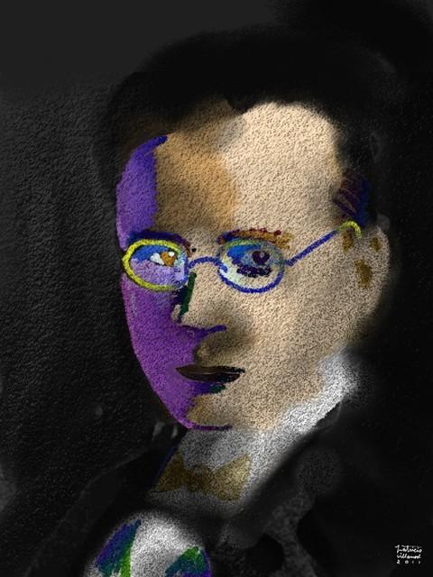 anton webern, composer (1883-1945)