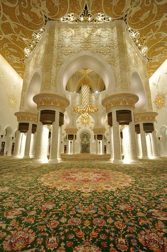nikon grand mosque zayed abudhabi inside sheikh unitedarabemirates d300 saadalenezi