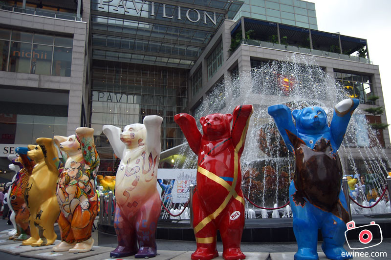 UNITED-BUDDY-BEARS-PAVILION-KL-entrance