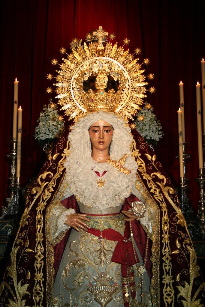 Besamanos Virgen de la Caridad en Su Soledad.4