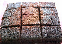 Step 7 eggless chocolate cake recipe