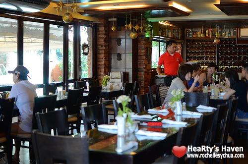 Don vito Boracay restaurant