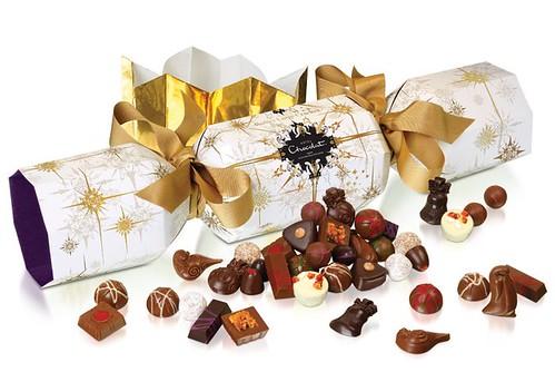 Hotel Chocolat Cracker