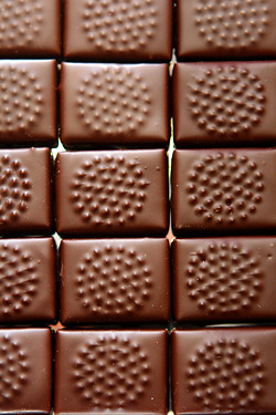 chocolates at Henri Le Roux paris