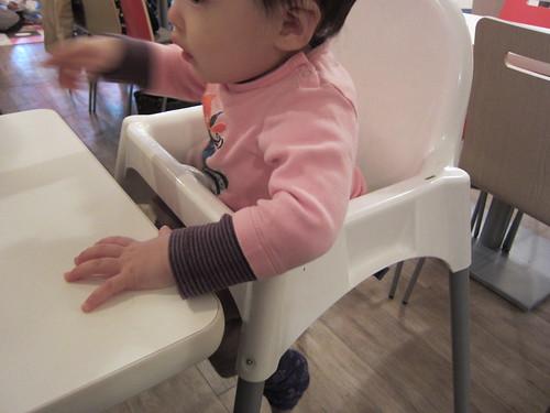 おやこカフェBISOUS BISOUS(ビズビズ)椅子