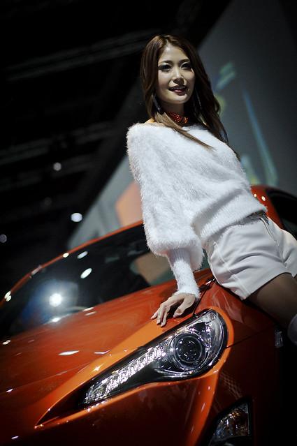 2011 Tokyo MotorShow - Planar shot