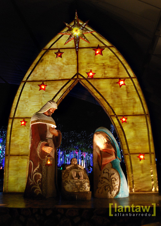 Ayala Triangle Belen - Holy Family