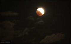 The most recent total lunar eclipse -Event horizon