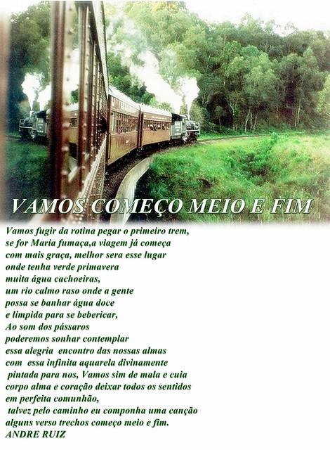 COMEÇO MEIO E FIM