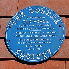 Photo of Blue plaque number 8294