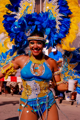 Carnaval di Aruba 2011
