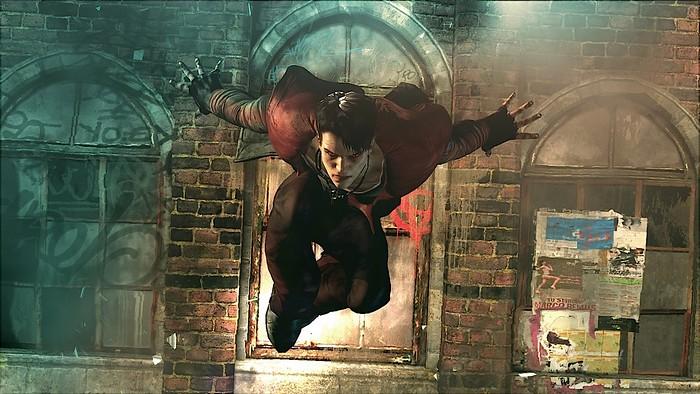 Dmc: Devil May Cry será lançado em 2012 para o Playstation 3 e Xbox 360