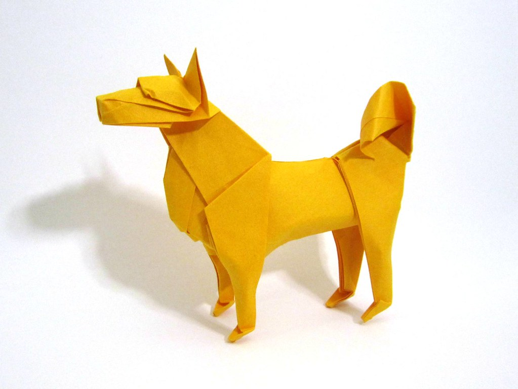 Origami Hunters Favorite Flickr Photos Picssr More Information About Dog Diagram On The Site Http Static Japanese