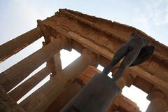 Igor Mitoraj nella Valle dei templi